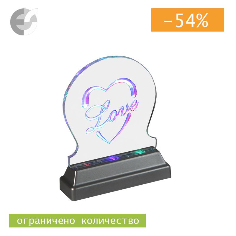 Настолна лампа - ACRYLO От Coup Light.com
