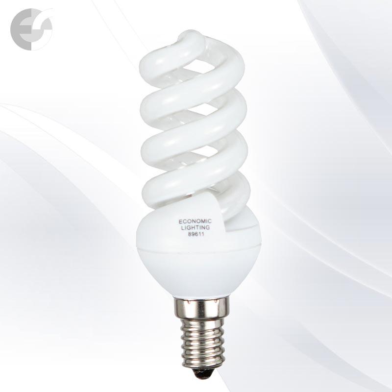 Енергоспестяваща крушка 11W E14 650Lm 2700K(89611)