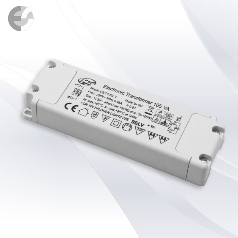 Трансформатор за халогенни лампи 105W От Coup Light.com