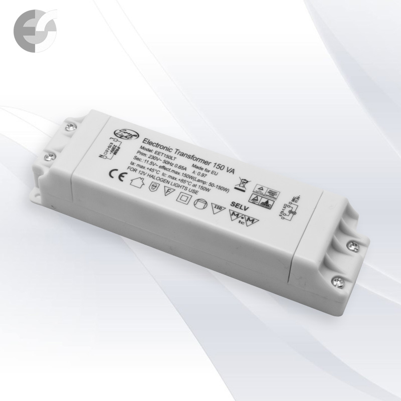 Електронен трансформатор 150W От Coup Light.com