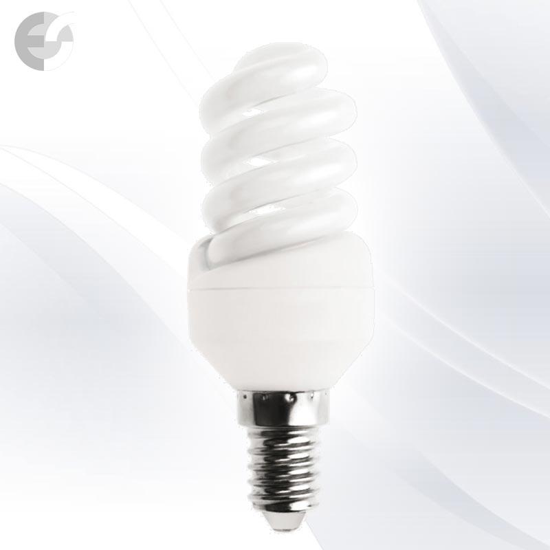 Енерго спестяваща лампа 9W E14 485Lm 2700K От Coup Light.com