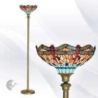Лампион DRAGONFLY тип TIFFANY От Coup Light.com