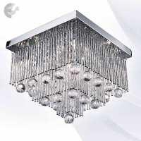 Плафон BEATRIX с декорация от кристали От Coup Light.com