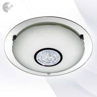 Плафон с кристали и LED осветление FLUSH От Coup Light.com