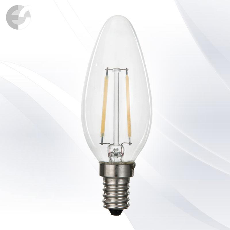 LED крушка свещ 2W E14 210Lm 3000K От Coup Light.com