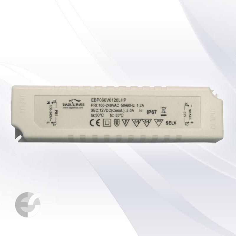 Влагозащитен LED драйвер 60W IP67 От Coup Light.com