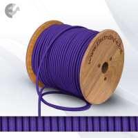 Текстилен кабел 2х0.75мм2 лилав От Coup Light.com
