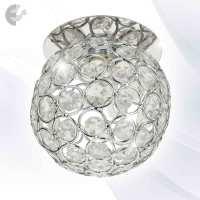 Стационарна луна с кристали От Coup Light.com