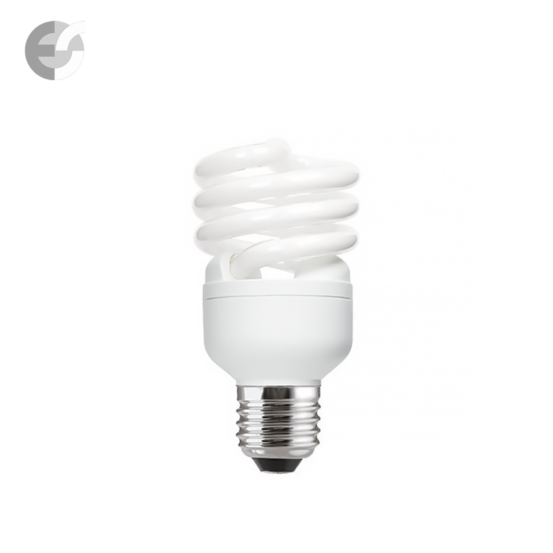 85647 GE ЕСЛ spiral T2 20W/6500K/E27-10000h  От Coup Light.com