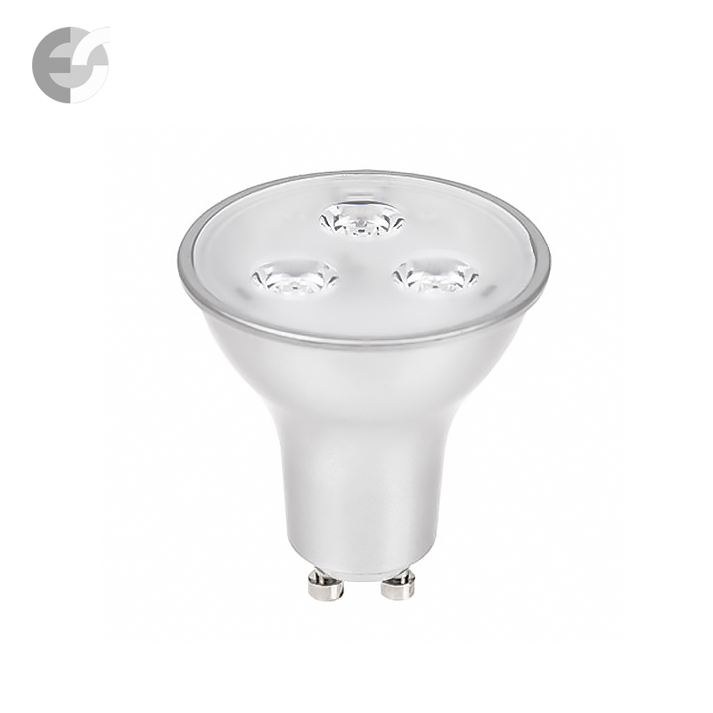 LED крушка 3x1W GU10 4000K(84608)