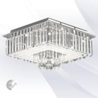 KRISTIN - плафон с кристалчета От Coup Light.com