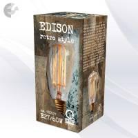 Винтидж к-ка Edison 60W E27 От Coup Light.com