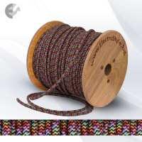 Текстилен кабел 2х0.75mm2 шарен От Coup Light.com