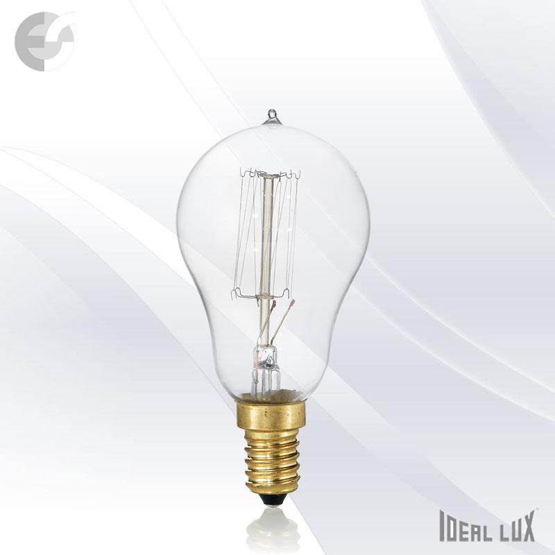 Декоративна крушка сфера 40W E14 2000K 130Lm От Coup Light.com