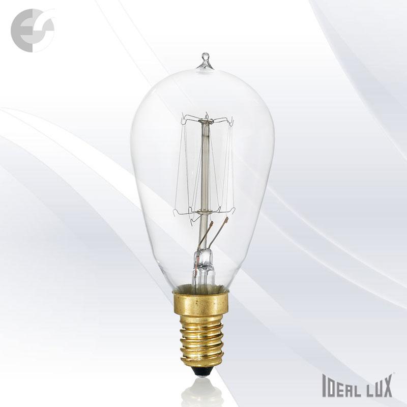 Декоративна крушка 40W E14 2000K 130Lm От Coup Light.com