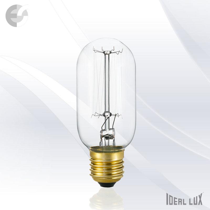 Декоративна крушка BOMB 25W E27 2000K 60Lm От Coup Light.com