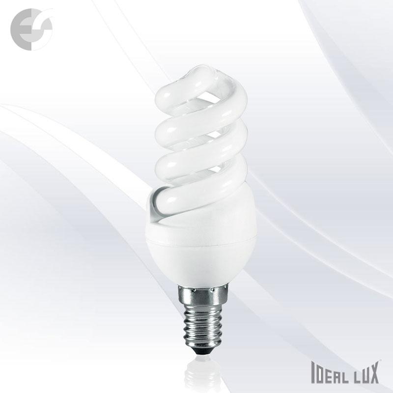 Енергоспестяваща крушка SPIRALE 9W E14 2700K 420Lm От Coup Light.com