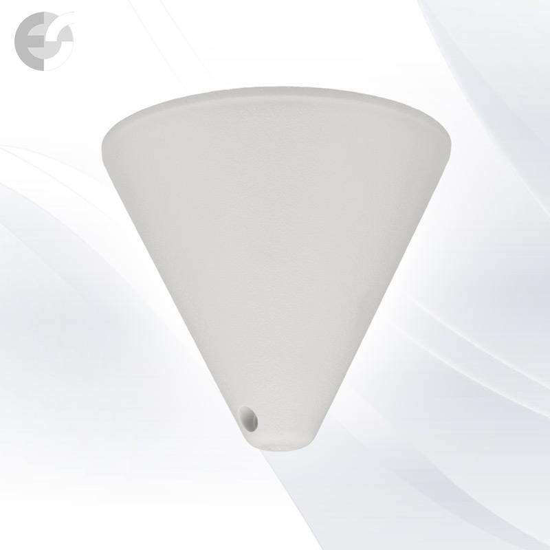 Конус PVC за пендел към таван бял От Coup Light.com