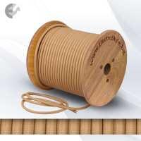 Текстилен кабел капучино 2х0.75 От Coup Light.com