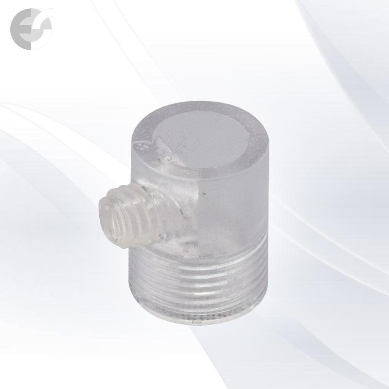 Стопер за кабел проходен с винт прозрачен От Coup Light.com