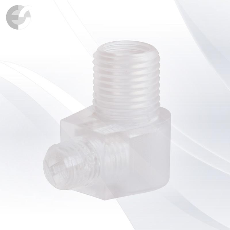 Стопер за кабел проходен + винт прозрачен(31107)