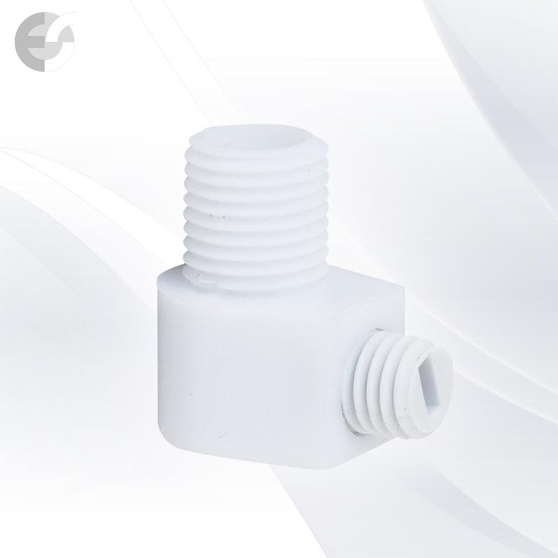Стопер за кабел проходен + винт бял От Coup Light.com