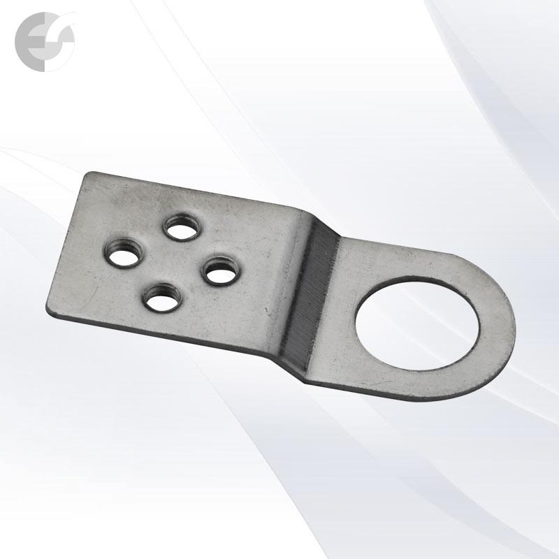 Метална планка за лустър клема с отвор От Coup Light.com