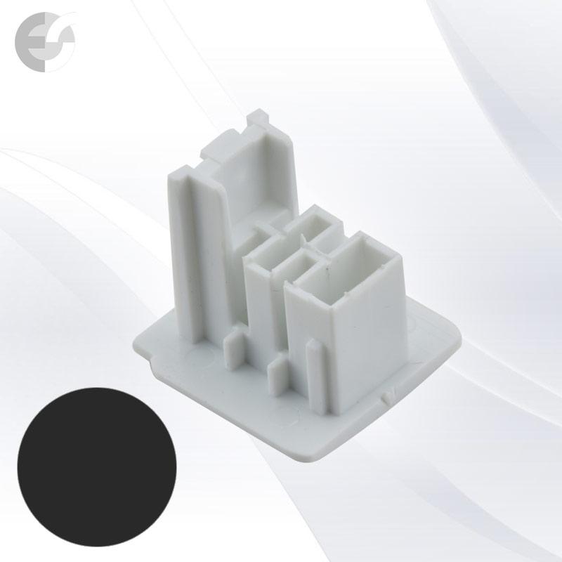 End cap за 4-линейна шина черна От Coup Light.com