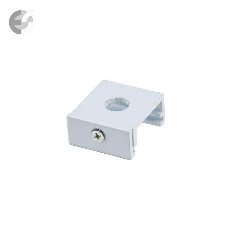 Монтажна скоба за 4-линейна шина бял От Coup Light.com