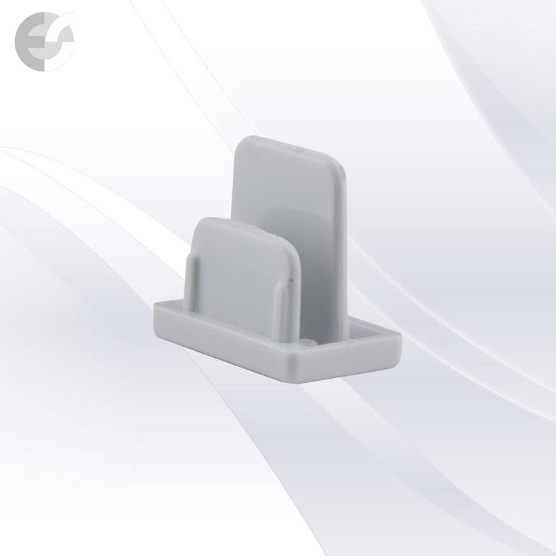 End cap за тоководеща 2-линейна шина бяла От Coup Light.com