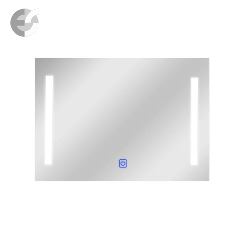 LED светещо огледало IP 44 с TOUCH-бутон за вкл. и изкл. От Coup Light.com
