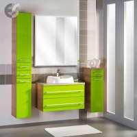 Огледало 80 х 90 х 3 см с алуминиева рамка  От Coup Light.com