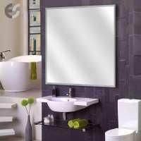 Огледало 90 х 90 х 3 см с алуминиева рамка  От Coup Light.com
