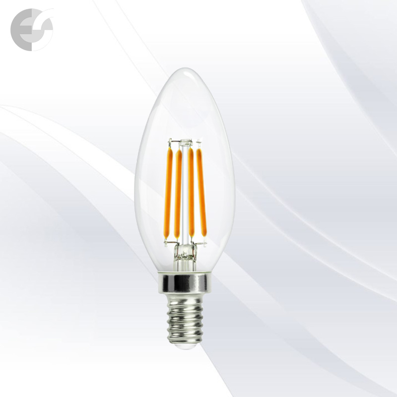 LED крушка 4W E14 3000K 380lm От Coup Light.com