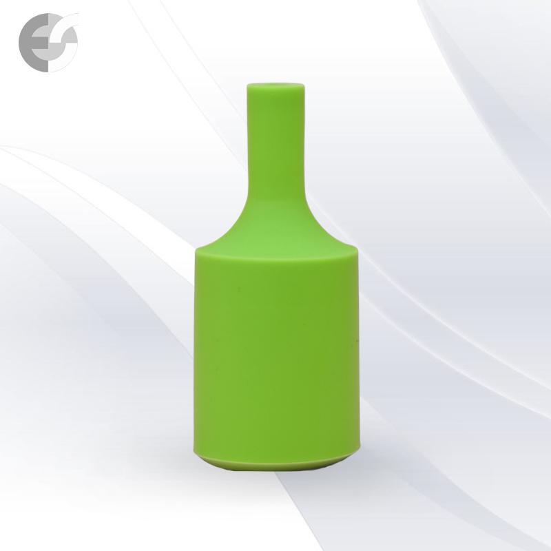 Силиконова декорация за фасунга FlexDown - зелена От Coup Light.com