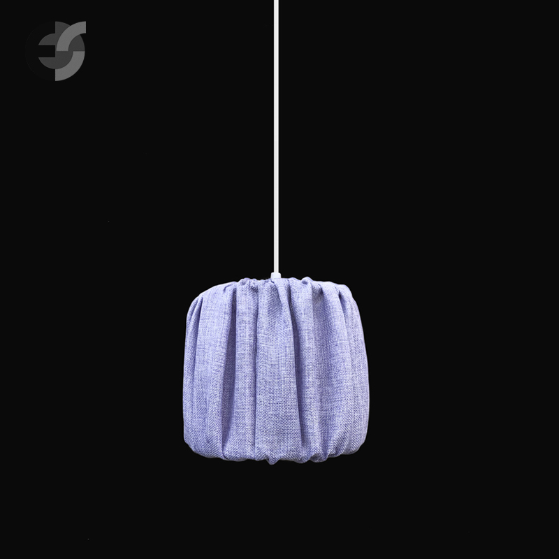 Полилей DRUM PLEAT PENDANTS 07000102WH-Z32