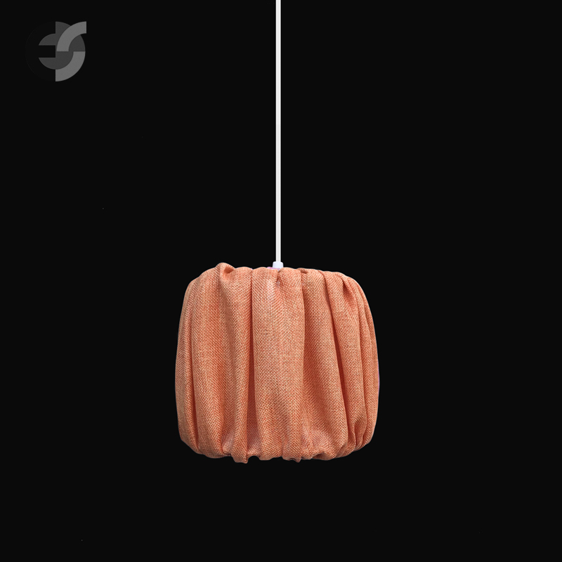 Полилей DRUM PLEAT PENDANTS 07000102WH-Z25