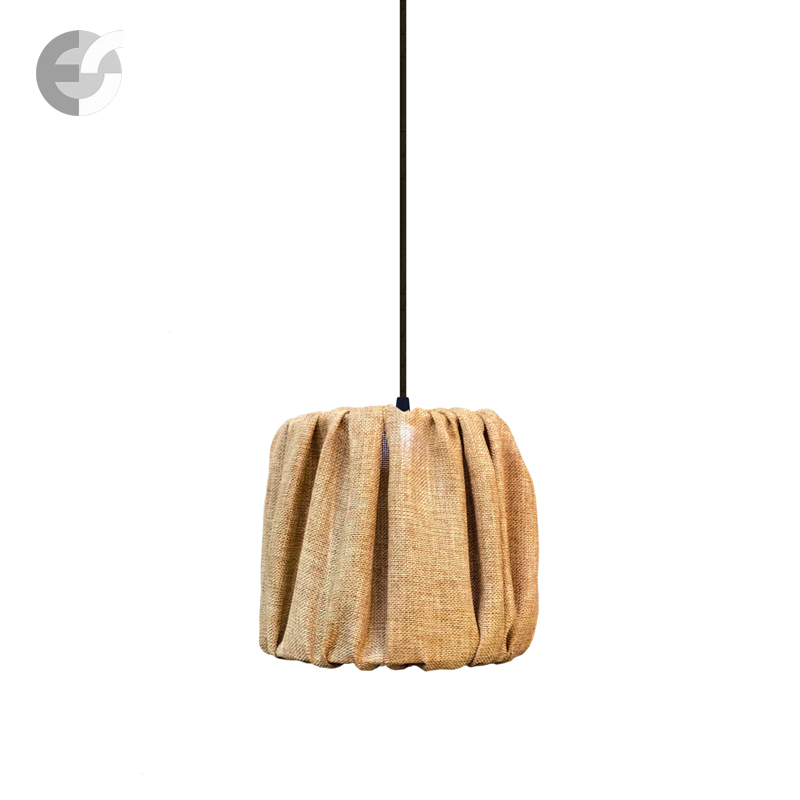 Полилей DRUM PLEAT PENDANTS 07140102BK-Z60